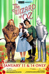 TCM Presents The Wizard of Oz showtimes and tickets