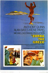 Zobra The Greek / Viva Zapata! showtimes and tickets