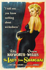 THE LADY FROM SHANGHAI / THE STRANGER showtimes and tickets