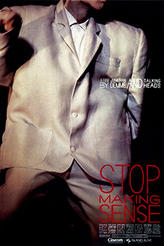 STOP MAKING SENSE / BIG TIME showtimes and tickets