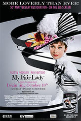 My Fair Lady 50th Anniversary showtimes and tickets