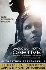 Captive: Night of Purpose showtimes and tickets