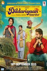Dildariyaan showtimes and tickets