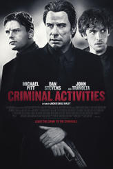 Criminal Activities showtimes and tickets