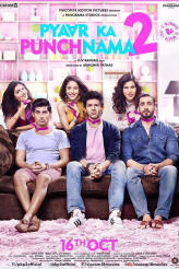 Pyaar Ka Punchnama 2 showtimes and tickets