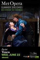 Met Summer Encore: Tosca showtimes and tickets