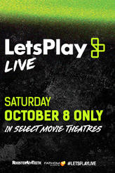 Rooster Teeth: Let's Play Live showtimes and tickets