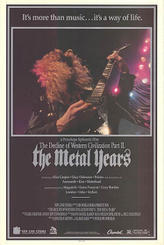 The Decline of Western Civilization Part II: The Metal Years showtimes and tickets