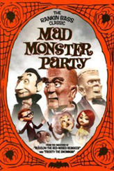 Mad Monster Party showtimes and tickets