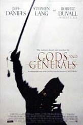 Gods and Generals - DLP (Digital Projection) showtimes and tickets