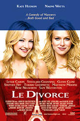 Le Divorce showtimes and tickets
