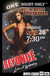 Beyonce Concert showtimes and tickets