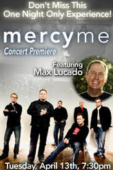 Mercy Me Concert showtimes and tickets
