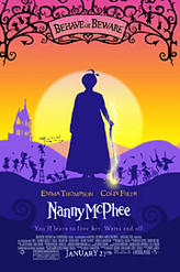 Nanny McPhee showtimes and tickets