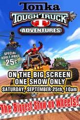 Tonka: Tough Truck Adventures showtimes and tickets
