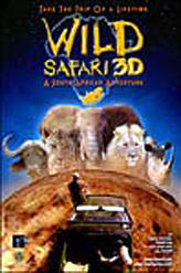 Wild Safari 3D: A South African Adventure showtimes and tickets