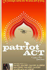 Patriot Act: A Jeffrey Ross Home Movie showtimes and tickets