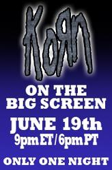 KoRn showtimes and tickets