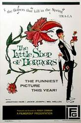 The Little Shop of Horrors / The Intruder / Highway Dragnet showtimes and tickets