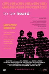 To Be Heard showtimes and tickets