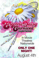 The Electric Daisy Carnival Event showtimes and tickets