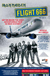 Iron Maiden: Flight 666 showtimes and tickets