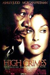 High Crimes - Spanish Subtitles showtimes and tickets