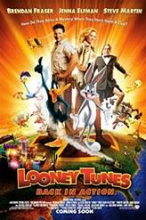 Looney Tunes: Back in Action - DLP (Digital Projection) showtimes and tickets