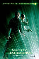 The Matrix Revolutions: The IMAX Experience showtimes and tickets