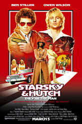 Starsky & Hutch - DLP (Digital Projection) showtimes and tickets