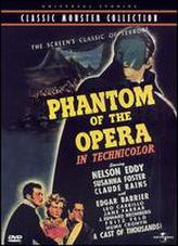 The Phantom Of The Opera (1943) showtimes and tickets