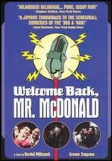 Welcome Back, Mr. McDonald showtimes and tickets
