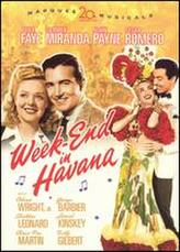 Weekend in Havana showtimes and tickets