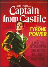 Captain from Castile showtimes and tickets