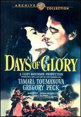 Days of Glory (1944) showtimes and tickets