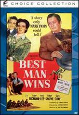 The Best Man Wins showtimes and tickets