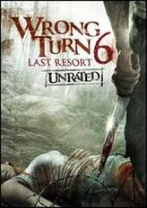 Wrong Turn 6: Last Resort showtimes and tickets