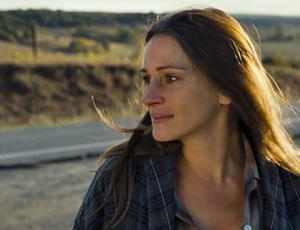 George Clooney, Julia Roberts Participate in 'August: Osage County' Fan Q&A Live Cast