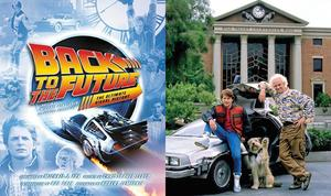 You've Probably Never Seen These 'Back to the Future' Images Before