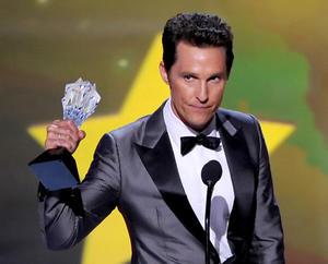'Dallas Buyers Club,' 'American Hustle' and 'Gravity' Dominate Critics' Choice Awards