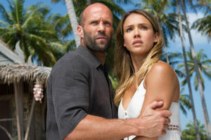 News Briefs: First Look at Jason Statham, Jessica Alba in 'Mechanic: Resurrection'