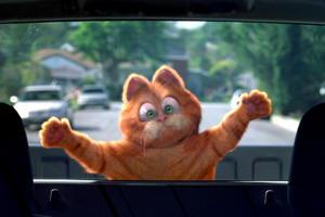 News Briefs: New Animated 'Garfield' Movie on Its Way