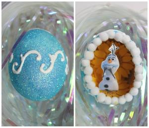 Celebrate Easter with Olaf