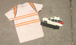 Join the Ghostbusters Gang with These DIY T-shirts