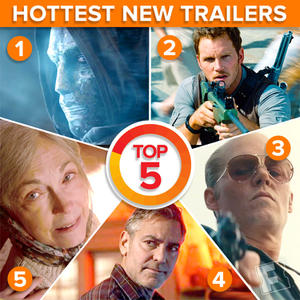 Watch This Week's Hottest Trailers: 'Fantastic Four,' 'Jurassic World' and 'Black Mass'