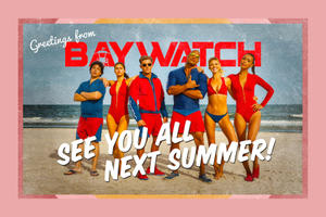 News Briefs: See First Official 'Baywatch' Cast Photo