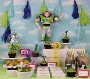 Celebrate 'Toy Story''s 20th Anniversary with an Out of This World Pizza Party