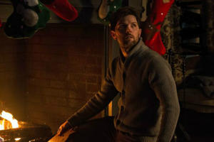 News Briefs: Scary New 'Krampus' Images; Johnny Depp Plans Racing Documentary