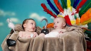 Why Babies Should Always Be Dressed As Beloved Movie Characters