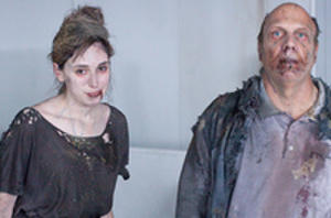 Becoming a Zombie for a Day on the Set of 'Warm Bodies'